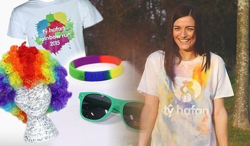 rainbow run image gallery