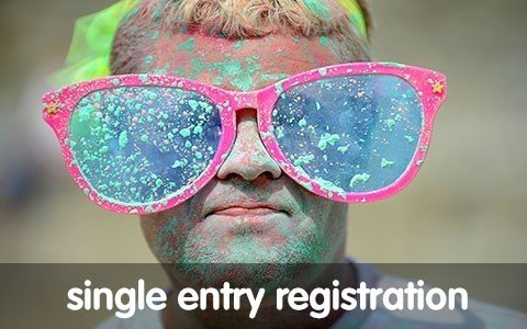 Single Entry Registration